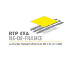 Logo BTP CFA Ile-de-France